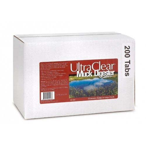 UltraClear Muck Digester 200 tabs box (MPN 42913)