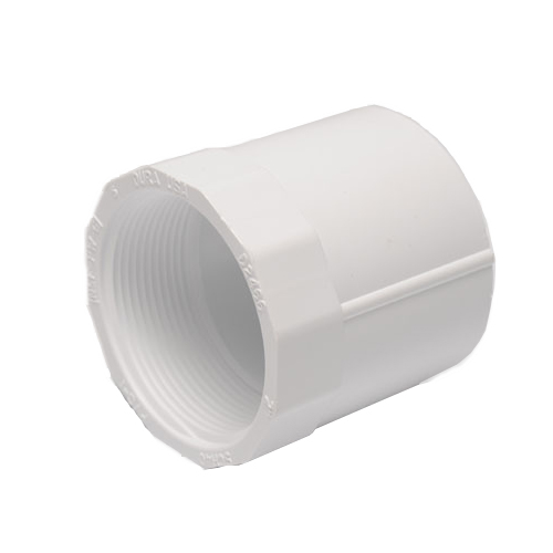 "Dura Schedule 40 1"" Female Adapter SL/FPT Fittings (MPN 435-010)"