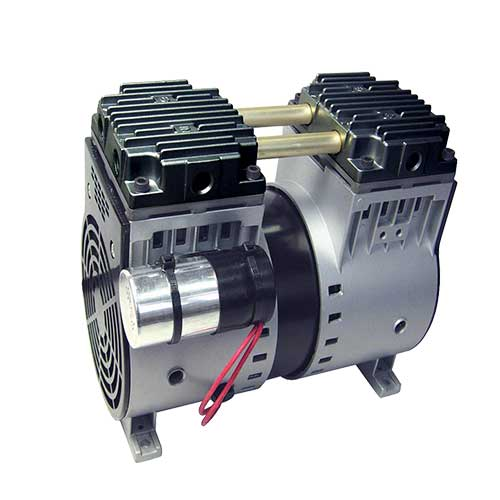 Scott Aerator Rocking Piston Compressor, 1/2 HP, 230 V (MPN 44061)