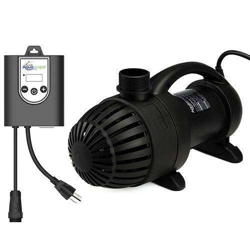 Aquascape AquaSurge PRO 2000-4000 Adjustable Flow Pump (MPN 45009)