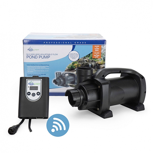 Aquascape SLD 5000-9000 Adjustable Flow Pond Pump (MPN 45037)