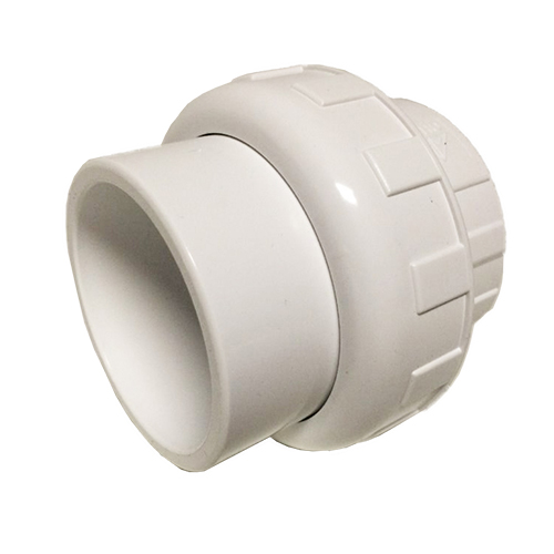 "Dura Schedule 40 1"" PVC Union Slip x Slip Fittings (MPN 457-010)"
