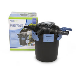 95053 - Aquascape UltraKlean 2000 Pressure Filter w/14watt UVC (MPN 95053)