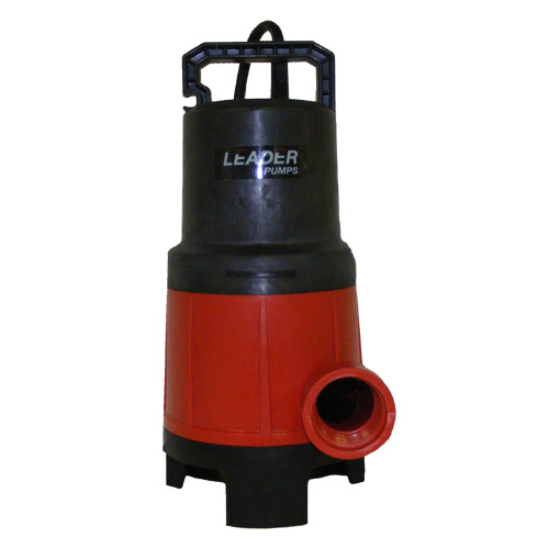 Leader Ecovort 520 Pump (MPN US520003)