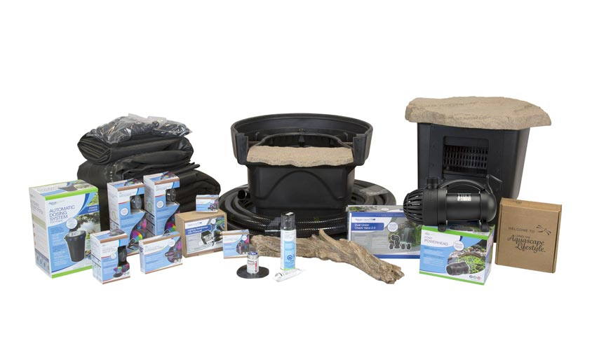Aquascape Medium DELUXE Pond Kit 11' x 16' (MPN 53066)