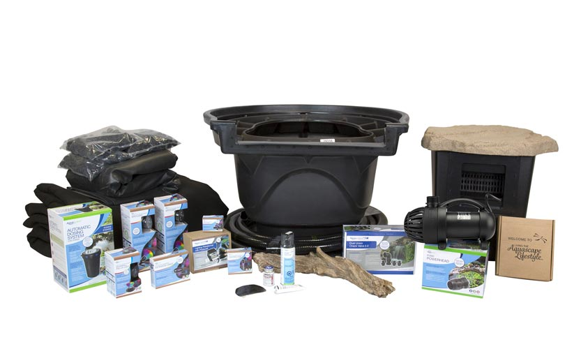 Aquascape Large DELUXE Pond Kit 21' x 26' (MPN 53067)