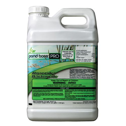 Pond Boss Algaecide/Bactericide 1 Gallon (MPN CALBAPR128)