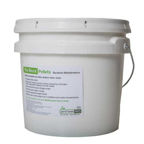 Pond Boss The Block Pellets Bio-Maintenance (MPN CBPELLET)