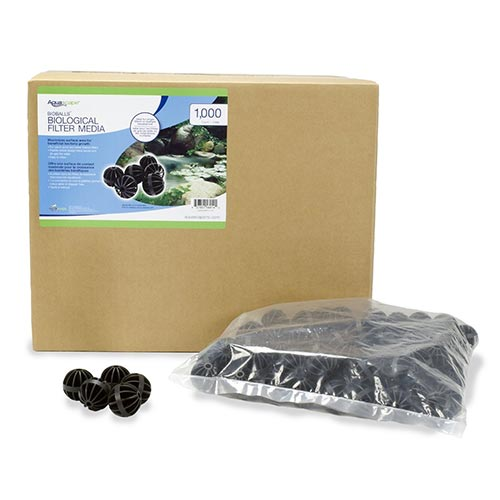 Aquascape Bioballs 1000 pcs Contractor Pack (MPN 56014)