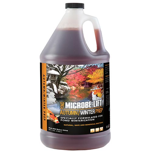 Microbe-Lift Autumn/Winter Prep Winterizing Kit Gallon (MPN AUTPREPGK)