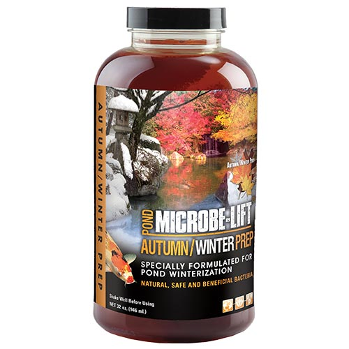 Microbe-Lift Autumn Winter Prep Quart (MPN AUTPREP)