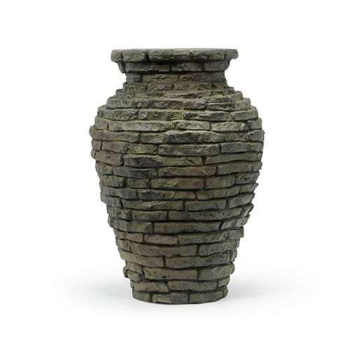 Aquascape Stacked Slate Urn - Mini (MPN 58014)