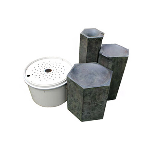 Aquascape Formal Basalt Column Set Kit (MPN 58058)