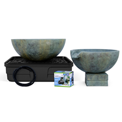 Aquascape Spillway Bowl and Basin Landscape Fountain Kit (MPN 58087)