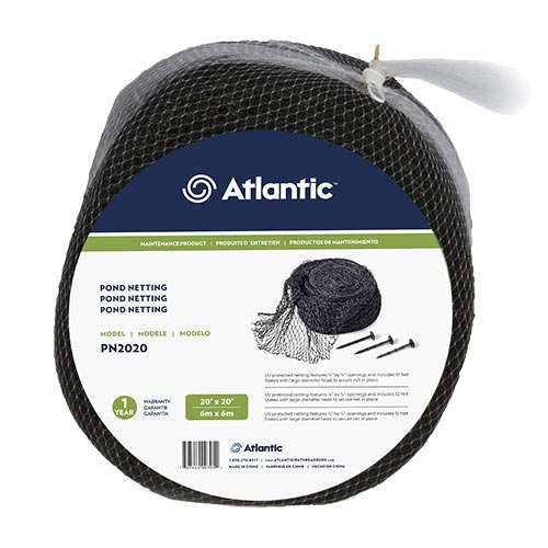 62020 - Atlantic Ultra Pond Net 20' x 20' (MPN PN2020)