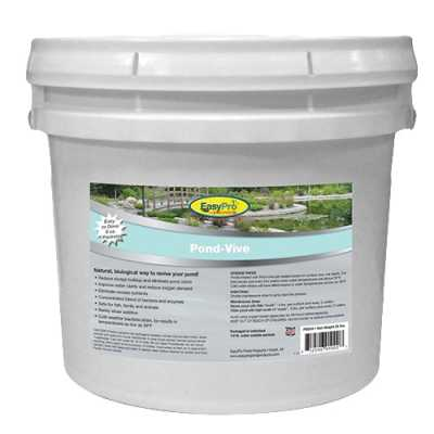 Easy Pro Pond-Vive Bacteria X, 25lb pail - 50ct. 8oz Water Soluble Packs (MPN PB25X)
