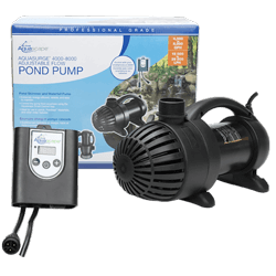 Aquascape AquaSurge PRO 4000-8000 Adjustable Flow Pump (MPN 45010)