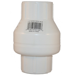 "Swing check valve, slip x slip 1 1/2""  (MPN 200-15W)"