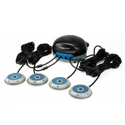 Aquascape Pond Aerator 4 (quadruple outlet aeration kit) (MPN 75001)