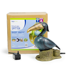 Aquascape Toucan Fountain w/pump (MPN 78011)