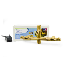 Aquascape Adjustable Pouring Bamboo Fountain w/pump (MPN 78014)
