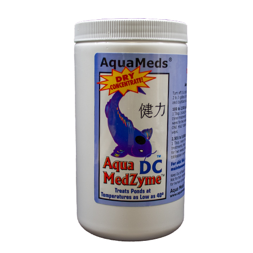 AquaMeds Medzyme Dry Concentrate 2 lb (MPN AMD2)