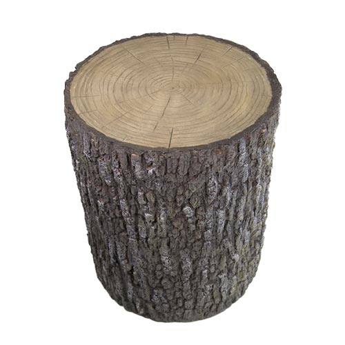 Aquascape Faux Oak Stump Cover (MPN 78259)