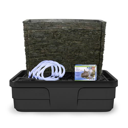 "Aquascape Stacked Slate Spill Wall 32"" Kit (MPN 78269)"