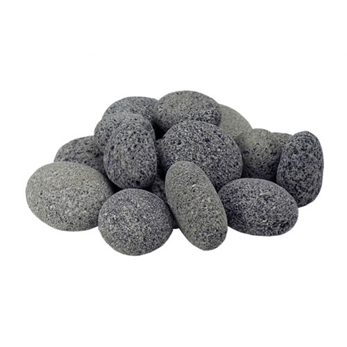 Aquascape Medium Tumbled Lava Stone - 25 lb (MPN 78316)
