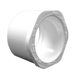 "Aqua Ultraviolet Reducing Bushing 2"" slip x 3/4"" slip (MPN A40051)"