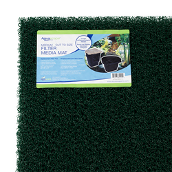 "Aquascape Filter Media Medium 24"" x 39"" x 1.5"", Green In Color (MPN 80004)"
