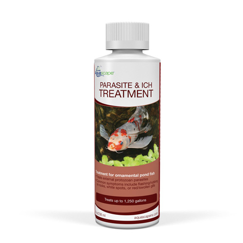 81039 - Aquascape Parasite and Ich Treatment 8 oz (MPN 81039)