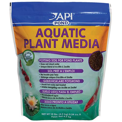 API Pond Aquatic Planting Media 10 lbs (MPN 187B)