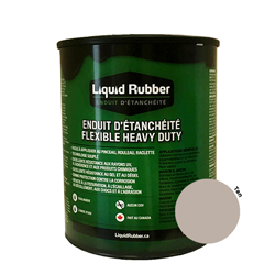 Liquid Rubber Waterproof Sealant Tan 32 oz.