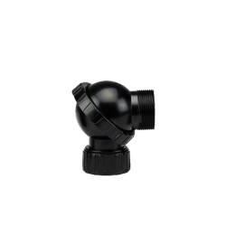 """Aquascape Rotational Ball Adapter 1 1/2"""" FPT X 1 1/2"""" MPT (MPN 88019)"""