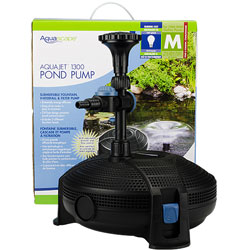 Aquascape AquaJet 1300 Pump (MPN 91015)