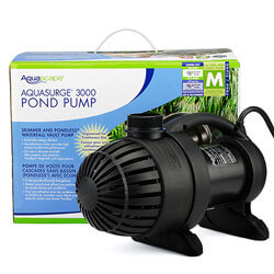 Aquascape AquaSurge 3000 Pump (MPN 91018)