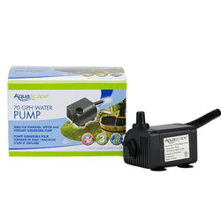 91023 - Aquascape 70 GPH Statuary & Fountain Pump (MPN 91023)