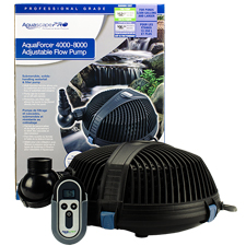 Aquascape AquaForce Pro 4000-8000 (MPN 91104)