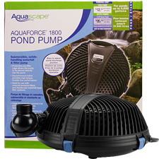 91112 - Aquascape AquaForce 1800 Pump (MPN 91112)