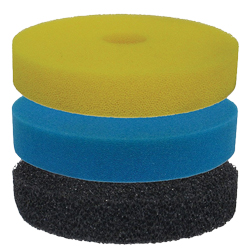 EasyPro Replacement Filter Pads for ECF25, ECF25U, ECF40, ECF40U (MPN ECF25F)