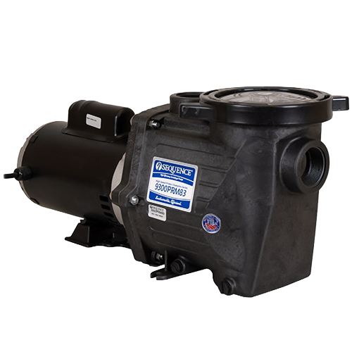 Sequence Self-Primer External Pond Pump 230v (MPN 9300PRM83)