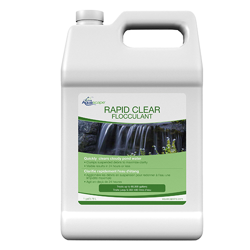 Aquascape Rapid Clear 1 gallon (MPN 96007)