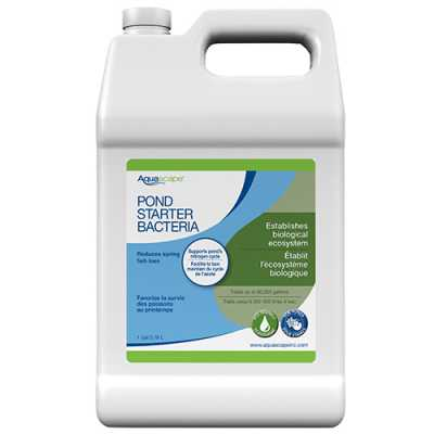 Aquascape Pond Starter Bacteria 1 gallon (MPN 96008)