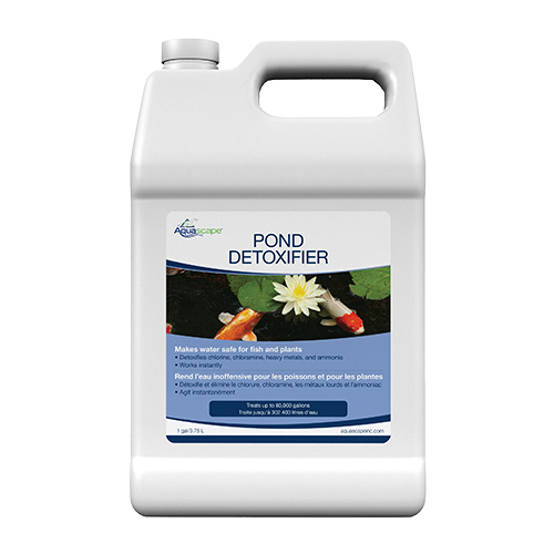Aquascape Pond Detoxifier 1 gallon (MPN 96010)