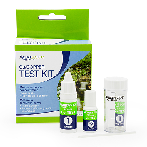 Aquascape Copper Test Kit (25 tests) (MPN 96020)