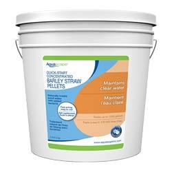 Aquascape Quick Start Concentrated Barley Straw Pellets 5lbs (MPN 96029)