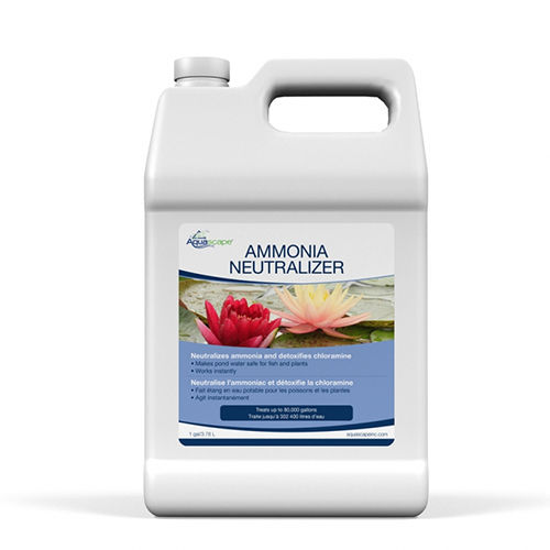 Aquascape Ammonia Neutralizer 1 Gal (MPN 96052)