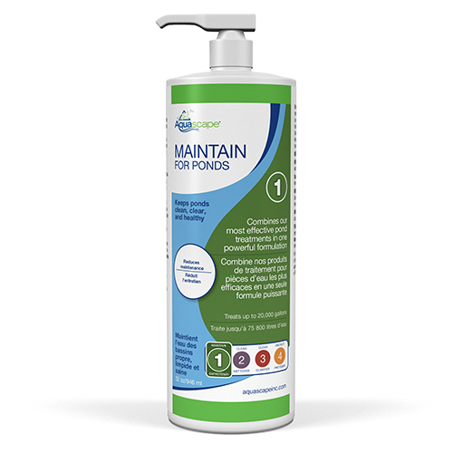 Aquascape Maintain for Ponds 32 oz (MPN 96059)