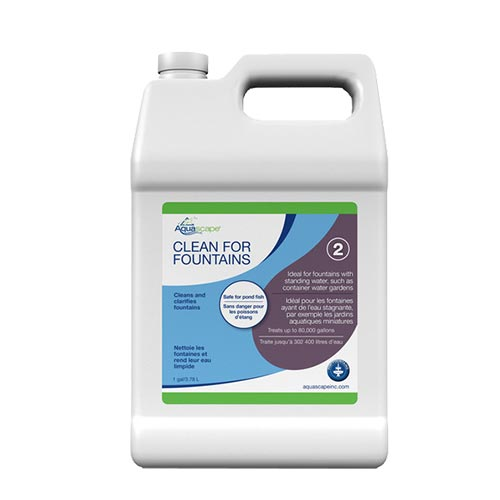 Aquascape Clean for Fountains 1 Gal (MPN 96080)